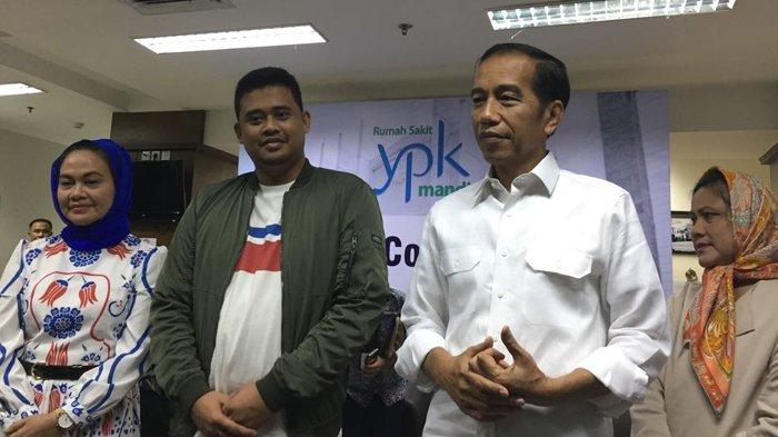 Tanggapi Soal Feeling Politik Menantu Jokowi Bobby Nasution, Sang Paman: Saya Harap Beliau ke Golkar