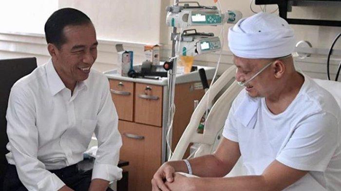 Intip Sekilas Perjalanan Almarhum Ustaz Arifin Ilham dalam Dunia Dakwah Islam