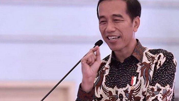 Jokowi Sebut Elektabilitasnya di Jawa Barat Turun 8 Persen karena Fitnah dan Hoaks