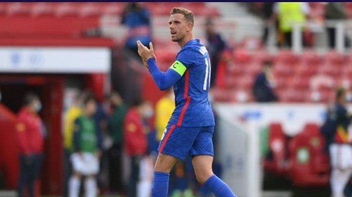 Gagal Penalti dan Belum Pulih, Jordan Henderson Hanya Akan Jadi Beban Skuat Inggris di Euro 2020