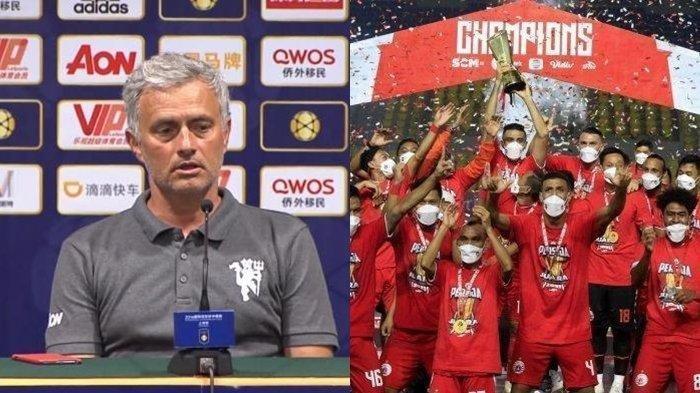 Menanti Pelatih Baru Persija Jakarta untuk Liga 1, Bambang Pamungkas: Jose Mourinho Kandidat Utama
