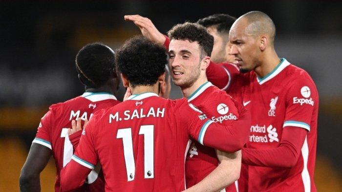 Hasil Liga Inggris - Kalahkan Southampton, Liverpool Semakin Dekat ke Zona Liga Europa