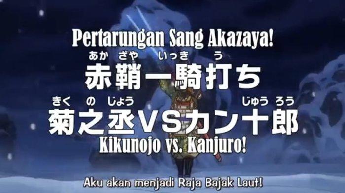 Jadwal dan Spoiler Anime One Piece 994, Terungkap Maksud di Balik Aliansi Kaido dengan Big Mom