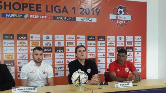 Butuh Poin di Liga 1 2019, Persija Jakarta Siap Tumbangkan Bali United di Stadion Patriot