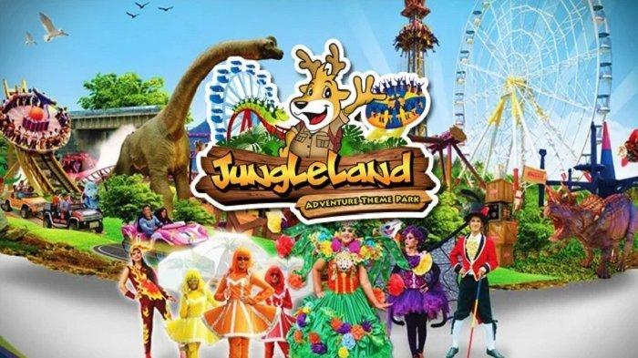 JungleLand Gelar Parade Kolosal saat Puncak Pergantian Tahun di 1 Januari 2020