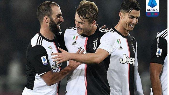 Hasil dan Klasemen Liga Italia, Juventus dan Inter Milan Masih Konsisten, AC Milan Melorot Lagi
