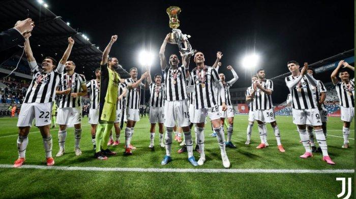 Bawa Juventus Juara Coppa Italia, Andrea Pirlo: Saya Akan Terus Memberikan yang Terbaik