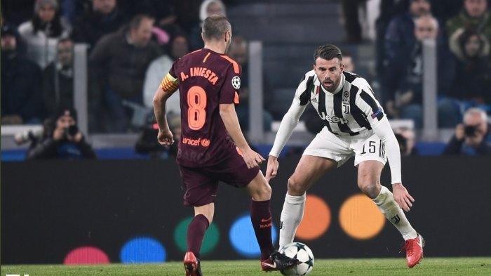 Liga Champions Juventus Vs Barcelona: Kedua Klub Telah Bertemu 13 Kali, Begini Statistiknya