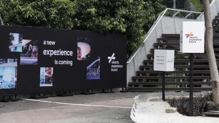 Ada yang Baru di Jakarta, Yuk Intip Creative Teaser di Taman Dukuh Atas
