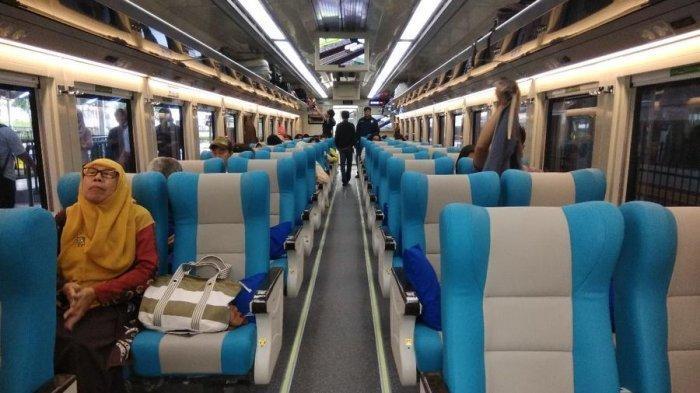 Hari Ini, 2 Kereta Api Argo Parahyangan dari Stasiun Gambir Tujuan Bandung Beroperasi