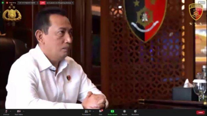 Partai Bulan Bintang Dukung Penuh Calon Kapolri Pilihan Presiden Joko Widodo