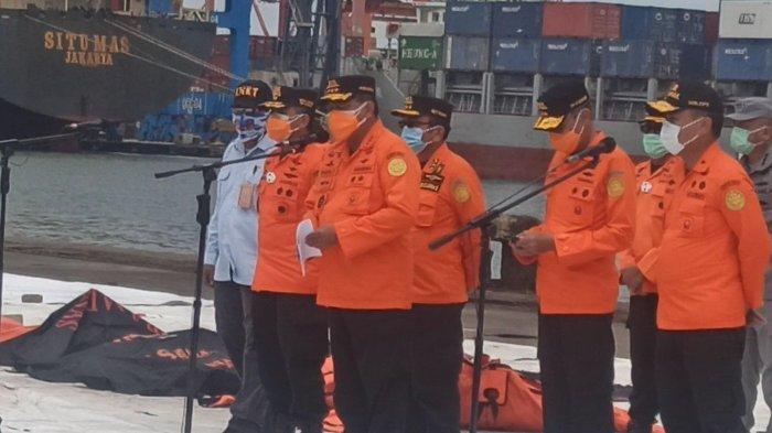 Operasi SAR Sriwijaya Air SJ-182 Diperpanjang 3 Hari