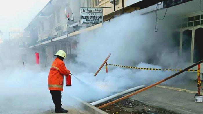 Percikan Api Kabel Tanah di Cikini, Begini Tanggapan PLN
