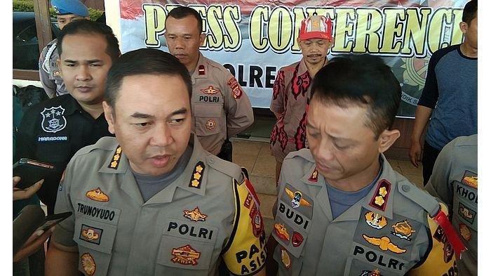 Sederet Ancaman Aksi 22 Mei, Terbaru Seorang Guru Diduga Sebarkan Ancaman Teror Bom Diringkus Polisi