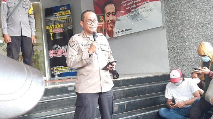 36 Orang Dinyatakan Reaktif Covid-19 Selama Operasi Lilin Jaya 2020