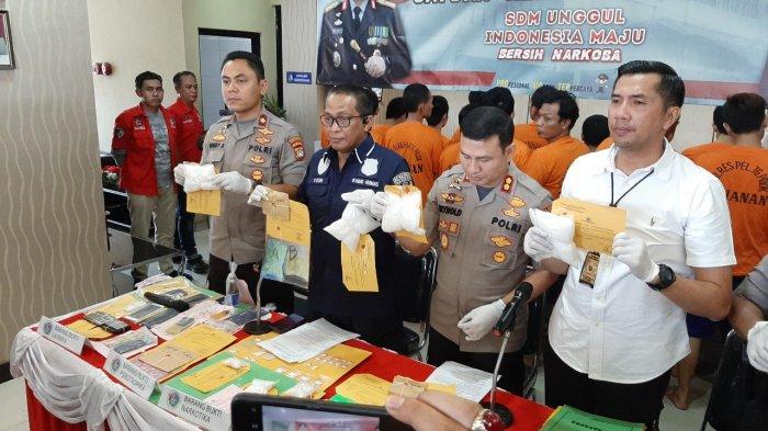Cegah Penyelundupan Narkoba, Polisi Siagakan Anjing K-9 di Kapal yang Masuk Pelabuhan Tanjung Priok