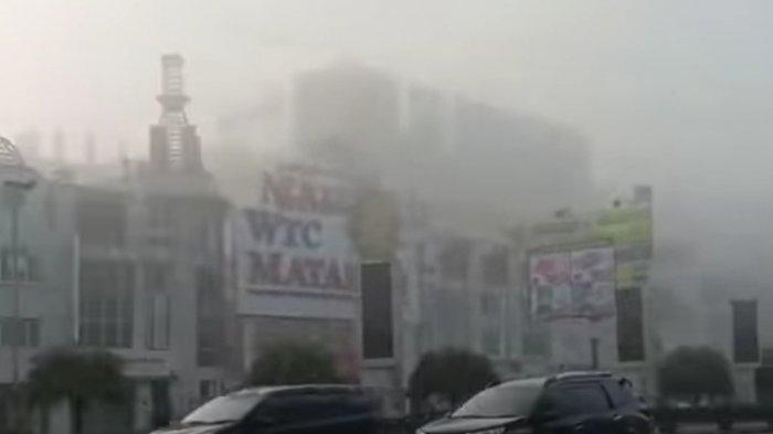 Penjelasan BMKG Viral Kawasan BSD Serpong Turun Kabut Tebal Mirip di Puncak, Bogor