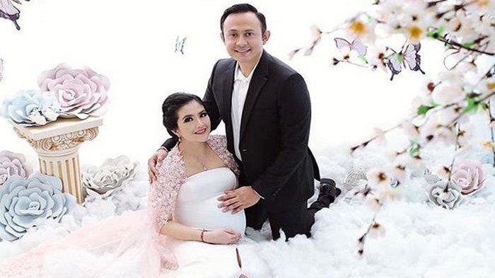 Kabar Bahagia dari Mantan Ratu FTV Kadek Devi Siap Lahirkan Anak Ketiga