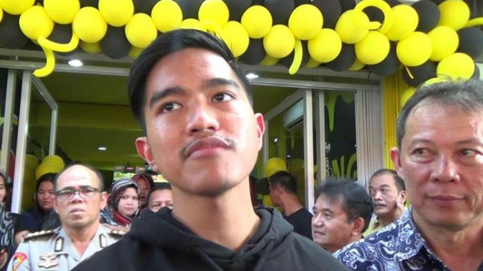 Kaesang Pangarep Ditegur Kahiyang Ayu Lantaran Pamer Foto Selfie Pacarnya