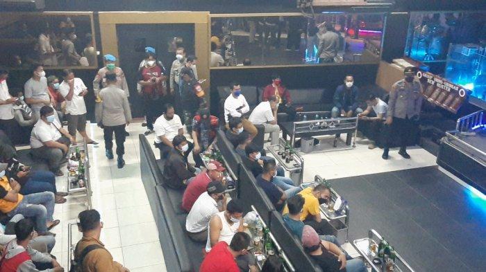 Modus Matikan Lampu, Tempat Hiburan Malam di Jakarta Timur Terima Ratusan Pengunjung dan Jual Miras