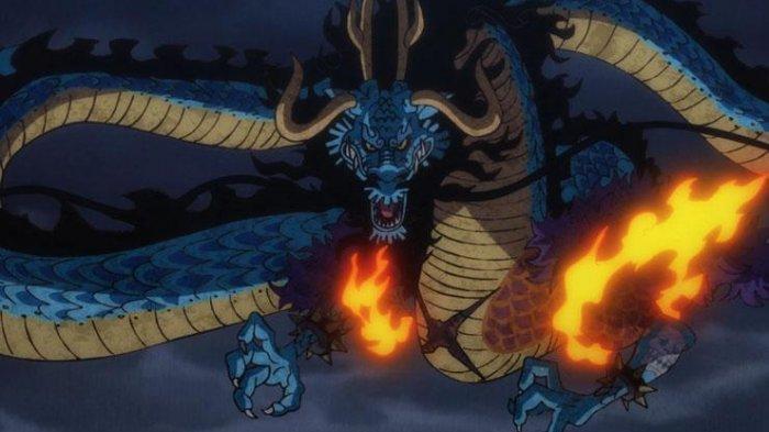 Jadwal dan Spoiler One Piece 1026, Kaido Mengamuk Serang Monkey D Luffy dan Kozuki Momonosuke