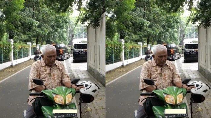 Kakek Suhud Ngaku Jualan hingga Ngojek, Tetangga Merasa Janggal: Nyatanya Berbeda