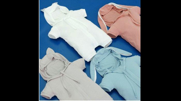 Bisnis Baju Bayi Instan dari Kalale, Bisa Jadi Tambahan Penghasilan Tambahan Saat Pandemi Covid-19