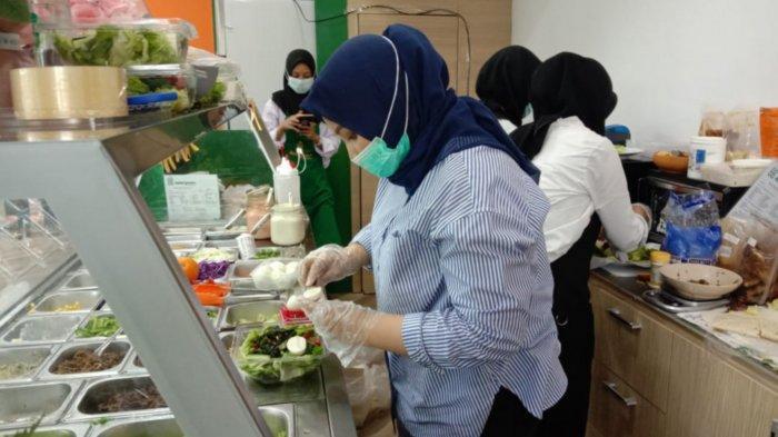 Rumah Makan Sehat Hadir di Tangerang, Ikuti Pola Hidup Ala Pandemi Covid-19