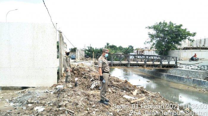 Normalisasi Kali Rawa Rengas di Cakung Jakarta Timur Sudah 70 Persen