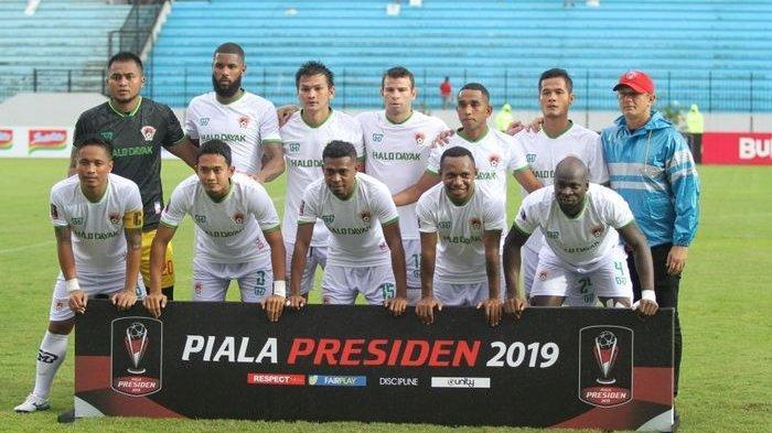 Link Live Streaming Kalteng Putra Vs Arema FC, Laga Penentuan Menuju Final Piala Presiden 2019