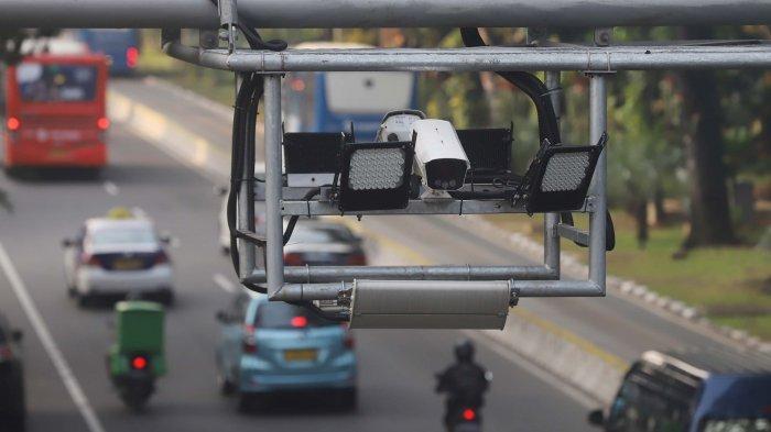 Pekan Depan, 224 Kamera ETLE Terpasang di Ruas Jalan DKI Jakarta