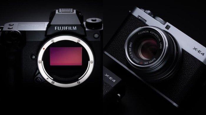 Intip Kecanggihan Kamera Mirrorless Fujifilm GFX100S dan Fujifilm X-E4, Mana Pilihanmu?