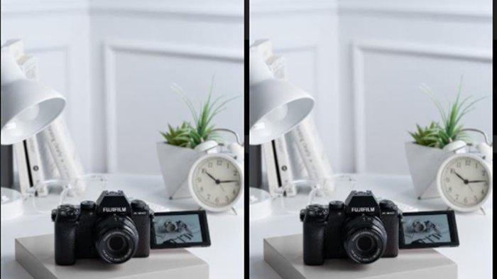 Intip Kecanggihan Fitur Kamera Mirrorless X-S10, Ringan Dibawa untuk Berlibur