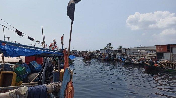 Mudik ke Cirebon Naik Perahu Kayu, Ini Cerita Nelayan Cilincing Habiskan Sehari Semalam di Lautan