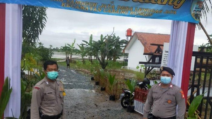 Kasus Covid-19 Bisa Ditekan, Kampung Tangguh di Cabagbungin Bekasi Mulai Menuai Hasil