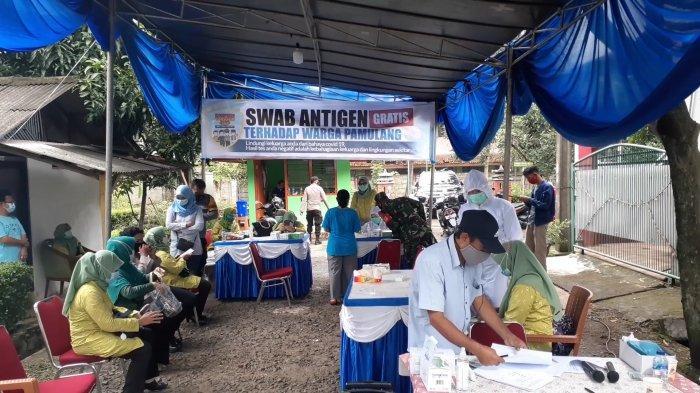 Libur Panjang Imlek Selesai, Pemkot Tangsel Imbau Ketua RT Lacak Warganya untuk Tes Covid-19