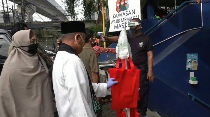 Sosialisasi Larangan Kantong Plastik, Pasar Mede Fatmawati Siapkan Tas Belanja Ramah Lingkungan