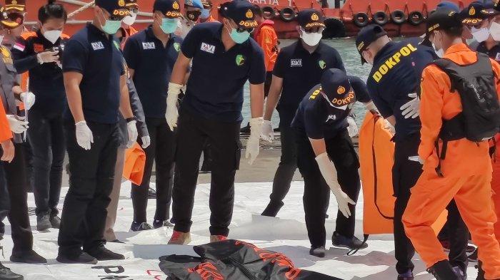 UPDATE Terbaru Jatuhnya Sriwijaya Air SJ 182: Lokasi Black Box Ditemukan, Pesawat Hancur Total