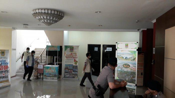 Kasus Suap Proyek Meikarta, KPK Geledah Kantor DPMPTSP Kabupaten Bekasi