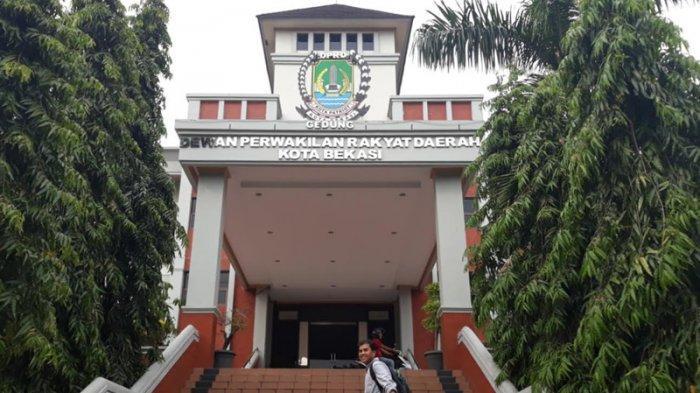 Kantor DPRD Kota Bekasi Jalan Chairil Anwar Bekasi Timur.