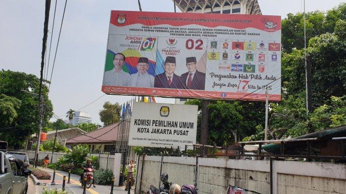 Dijaga 24 Jam, KPU Kota Jakarta Pusat Pastikan Tidak Ada Kotak Suara Rusak