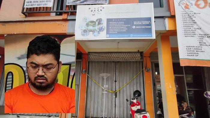 Polisi Telusuri Aliran Dana Rekening Bos WO Pandamanda