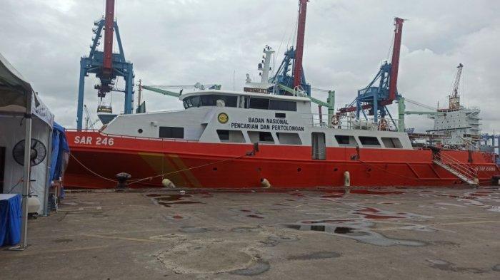 Cuaca Buruk, Penyelaman di Lokasi Kecelakaan Sriwijaya Air SJ-182 Berhenti Sementara