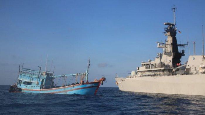 Menhan Prabowo Ingin Pencurian Ikan Diselesaikan Diplomasi Damai hingga Melihat Potensi Laut Natuna
