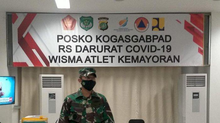Pelaku Mesum Sesama Jenis Perawat dan Pasien Covid-19 di Wisma Atlet Diserahkan ke Polisi