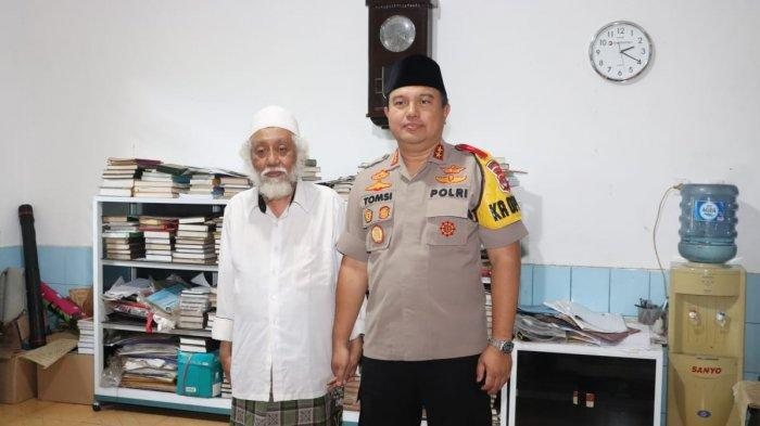 MUI Banten Apresiasi Irjen Pol Tomsi Tohir Peduli Dengarkan Saran dari Ulama dan Kyai