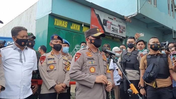 Terkuak Kata Sandi Bom Bermakna Ledakan Besar Hingga Temuan TATP di Condet dan Bekasi