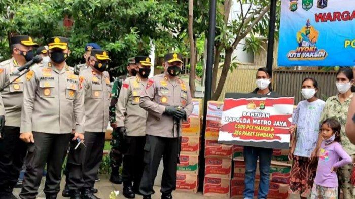 Kasus Covid-19 Meningkat, Kapolda Metro Jaya Instruksikan Optimalisasi PPKM dan Yustisi ke Polsek