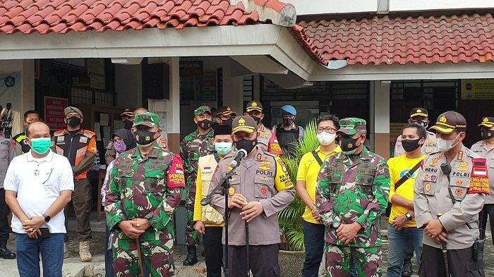 BREAKING NEWS Kapolda Metro Jaya: Kapolsek dan Wakapolsek Tanah Abang Positif Covid-19