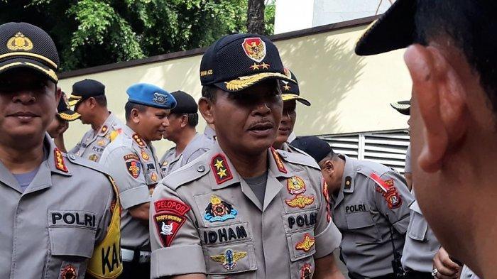 Kunjungan ke Mapolres Jakarta Utara, Kapolda Metro Jaya Ingatkan Anggotanya Kerja Keras